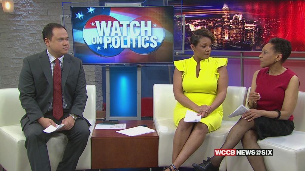 Political Wrap: Coronavirus Impact On Presidential Campaigns