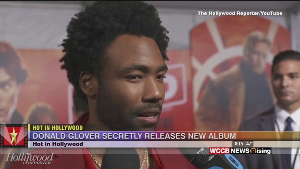 Hot In Hollywood: Donald Glover Releases New Music And Acm Awards Gets Postponed
