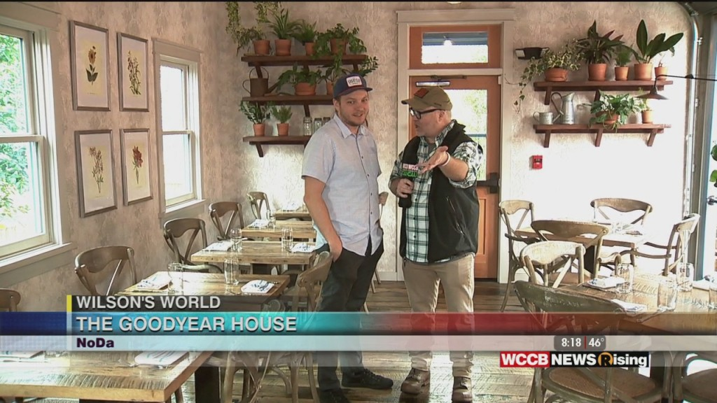 Wilson's World: Visiting The Goodyear House Restaurant In Noda