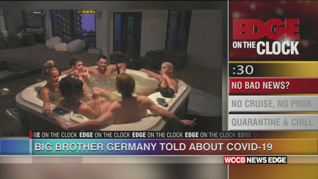 Big Brother Germany Told About Coivd 19