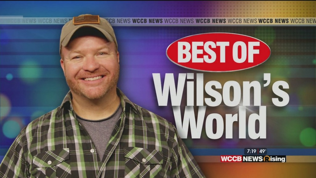 Best Of Wilson's World: Visits With Johnny Fly,southview Dentistry, Zmax Dragway, Carolina Players Academy, And Hannah's Rock 3 18 20