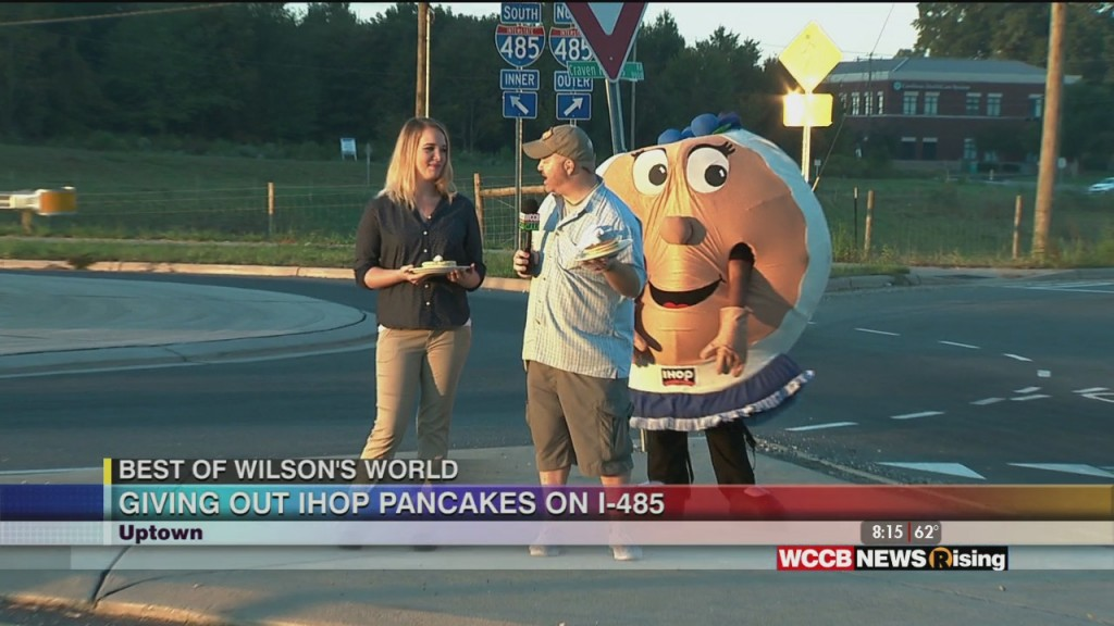 Best Of Wilson's World: Pulling Out His Visit With Ardey Kell Students, Enjoying A Cadbury Egg, Giving Away Ihop Pancakes, Rattlesnake Dave, And Curling Center