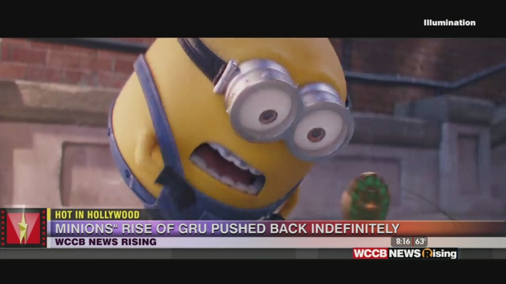 Hot In Hollywood: New Minions Movie Postponed Indefinitely And Rosie O' Donnell Show To Return For One Night Special