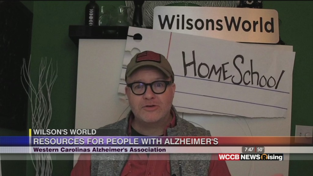Wilson's World: Caring For Our Pets And Loved Ones With Alzheimer's While Quarantined At Home