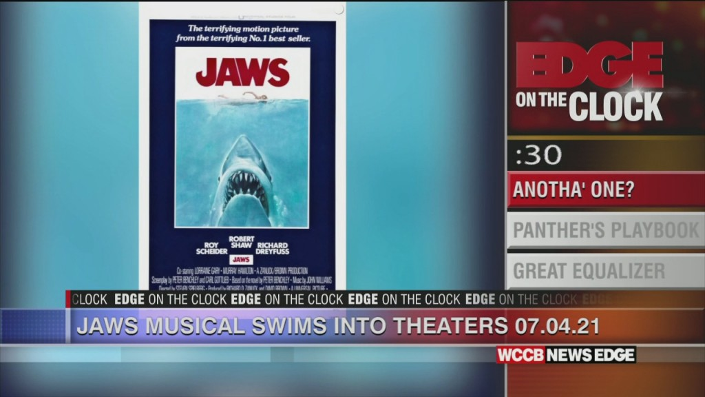 Jaws Musical Swims Into Theaters 07.04.21