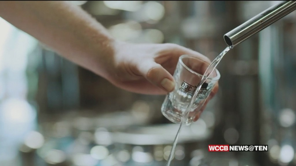 Distilleries Making Hand Sanitizer