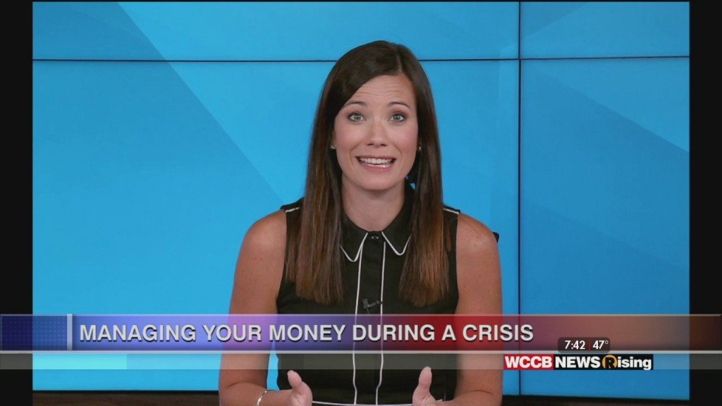 Rachel Cruze: How To Manage Your Money In A Crisis