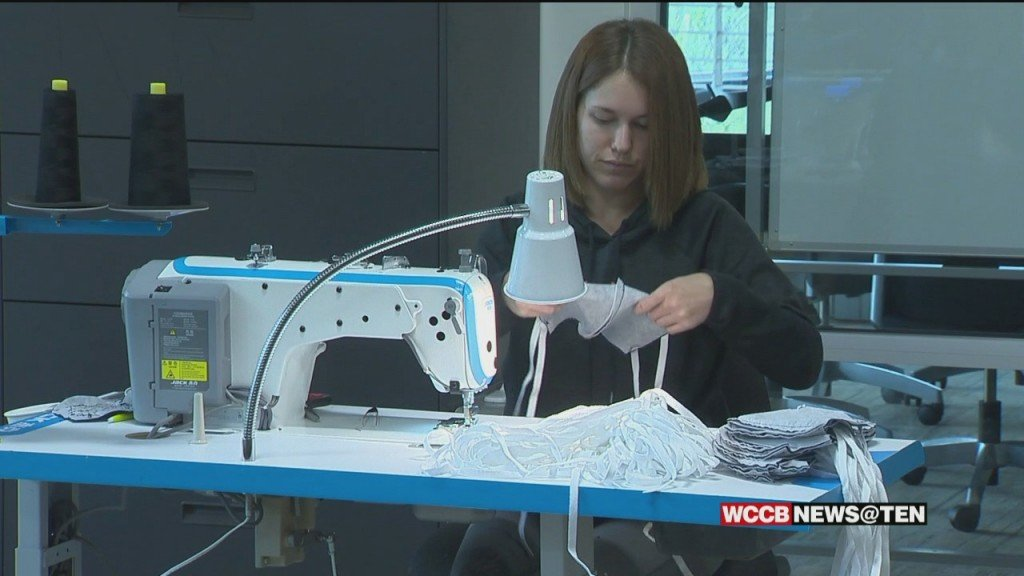 Rock Hill Company Making Much Needed Medical Masks