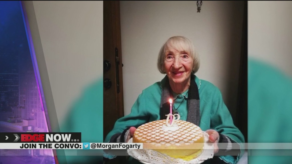 102 Year Old Fights Off Coronavirus