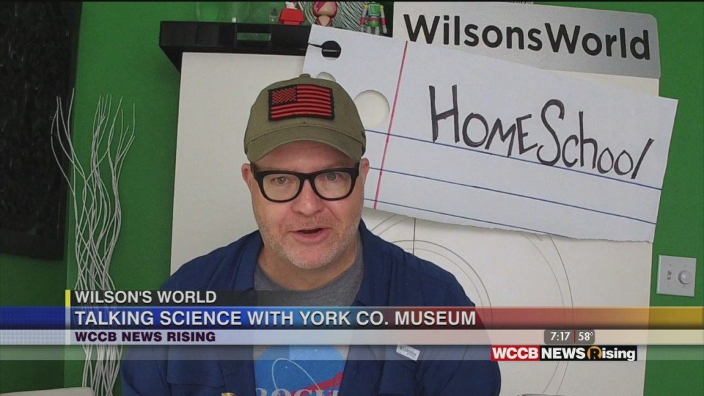 Wilson's World: Looking To The Stars With Wilson's Homeschool And Tips For Selling Your Home While Social Distancing