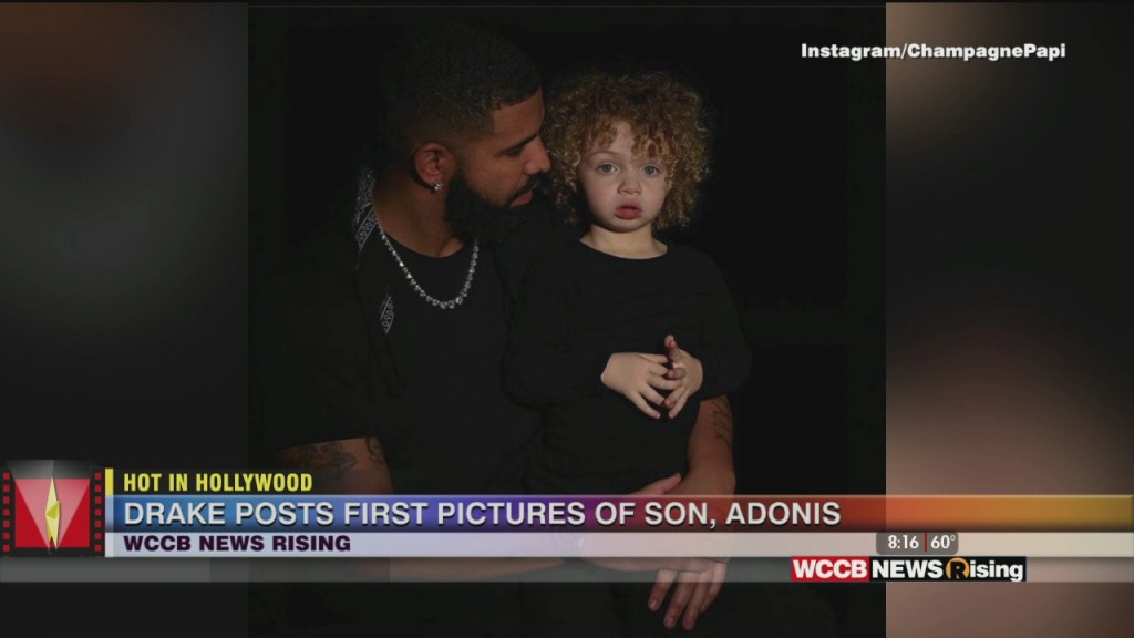 Hot In Hollywood: Drake Finally Reveals Son Adonis And Joe Diffie Passes Away