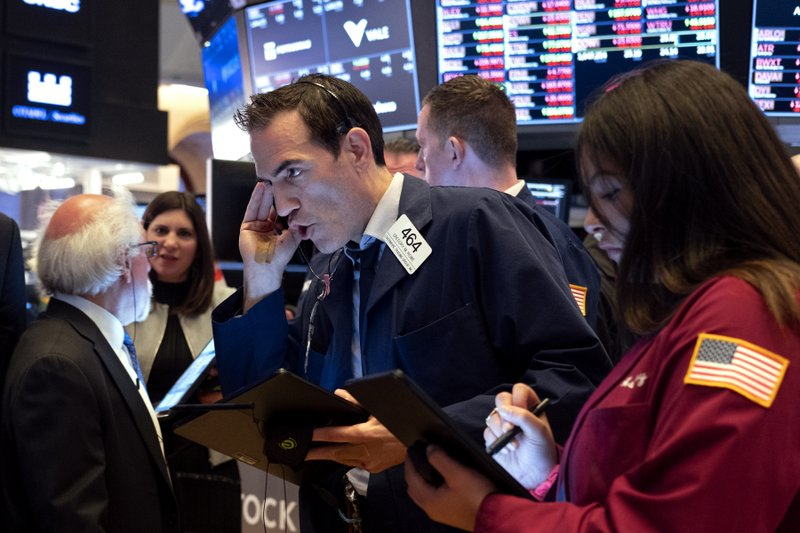 Dow Dives Nearly 3000 Points