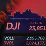Dow Drops Coronavirus Oil Freefall Ap 05