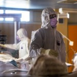 Medical Staff At The Intensive Care Unit Of The Casalpalocco Covid 19 Clinic On The Outskirts Of Rome Tend To Patients, March 25, 2020