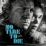 No Time To Die –poster
