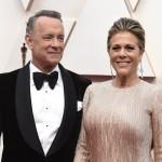 Tom Hanks Rita Wilson Ap 01
