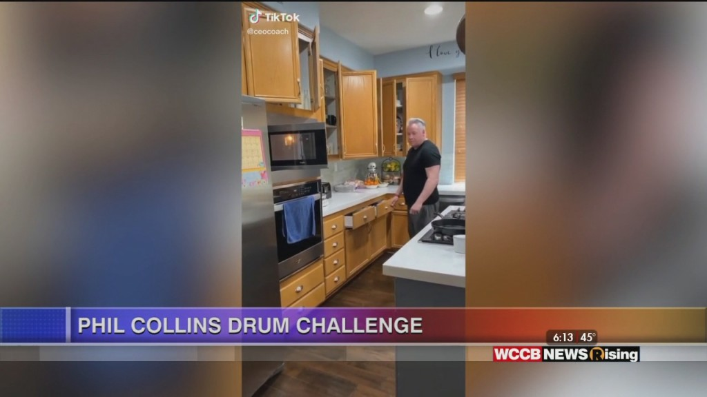 Viral Videos: Neighborhood Party, Phil Collins Challenge And Girl Pranks Dad