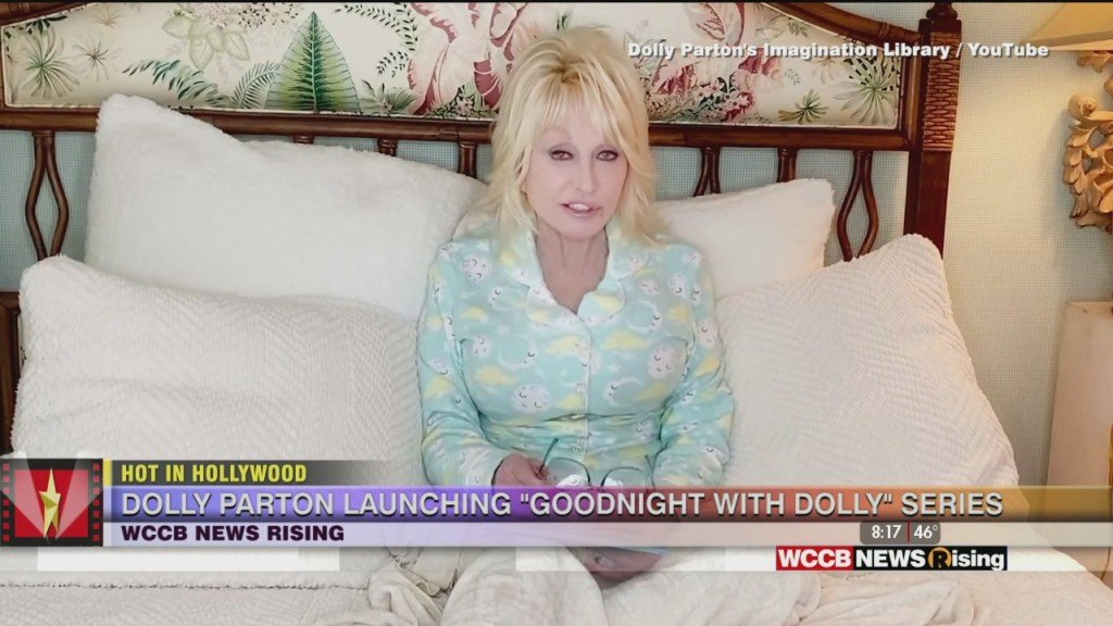 Hot In Hollywood: Dolly Parton Launching Youtube Reading Series And Svu Spinoff Coming Soon