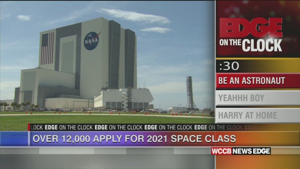 Over 12,000 Apply For 2021 Space Class