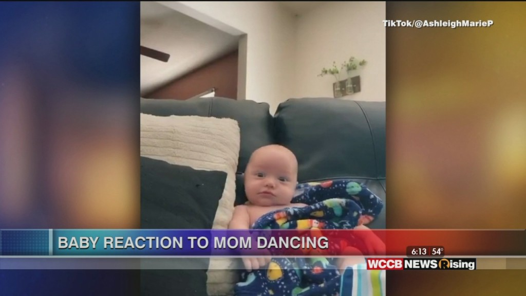 Viral Videos: Birthday Surprise And Baby Reaction To Mom Dancing