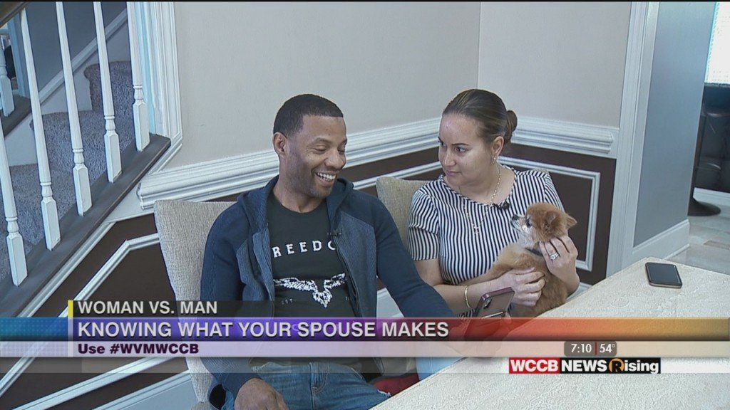 Woman Vs. Man: Knowing What Your Spouse Makes