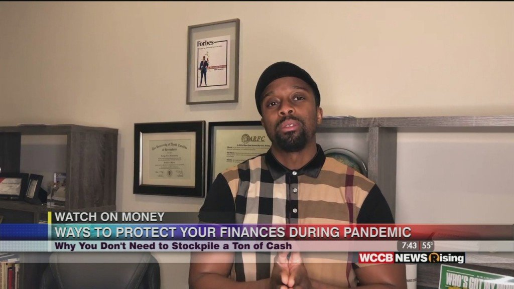 Protecting Your Finances During Crisis