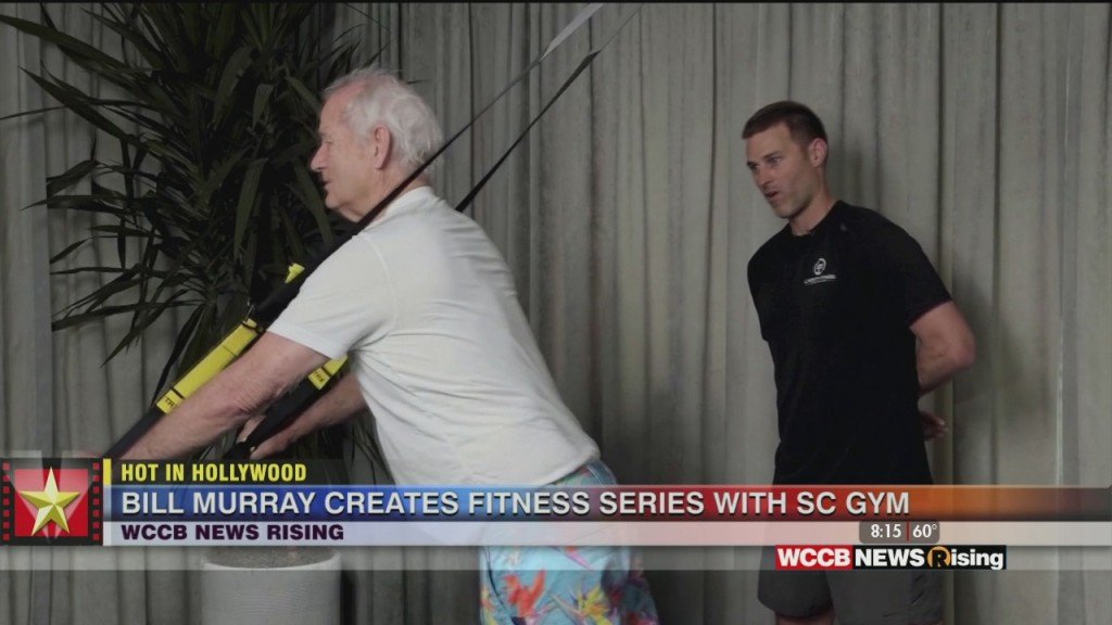 Hot In Hollywood: Bill Murray Helps Out Sc Gym And John Travolta In Talks To Be Tv Villain
