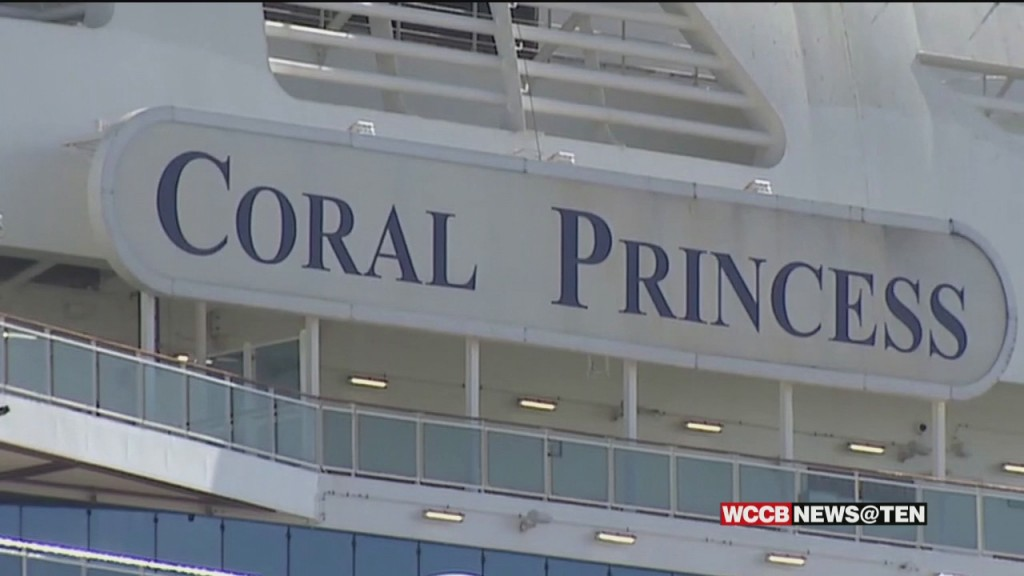 A Huntersville Couple Is Finally Home After Being Stuck On Cruise For More Than A Month