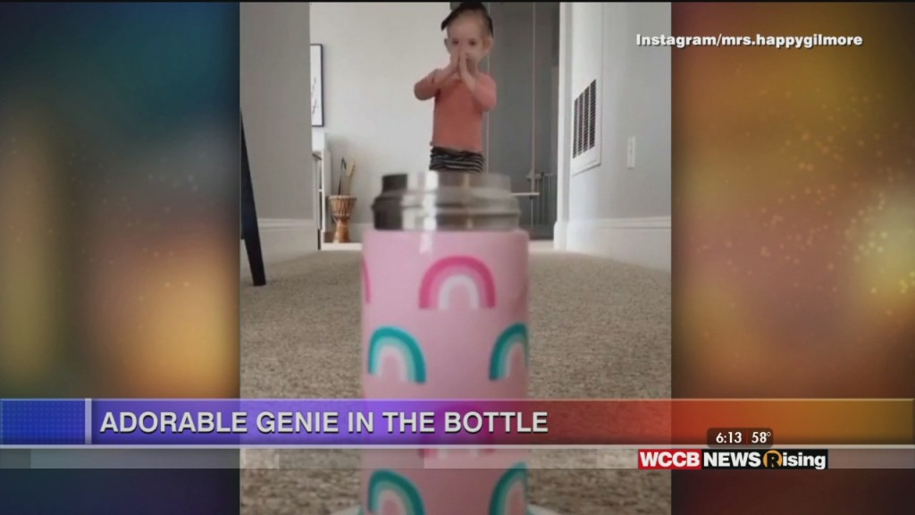 Viral Videos: Genie In Bottle, Burger Tricks & Drone Delivery
