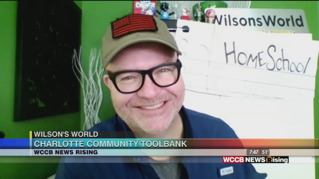Wilson's World Home School With Charlotte Community Toolbank