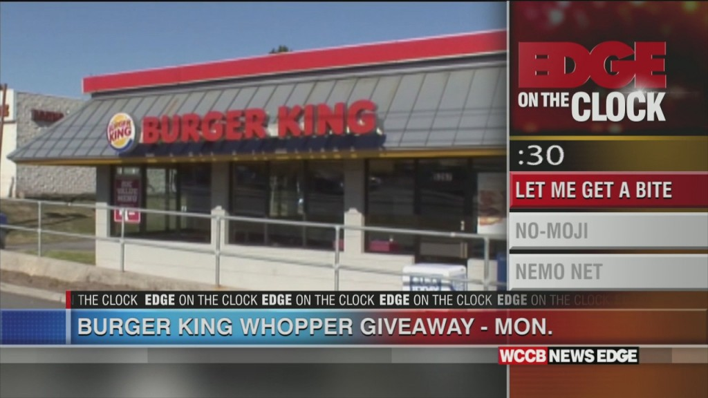 Burger King Quizes Student