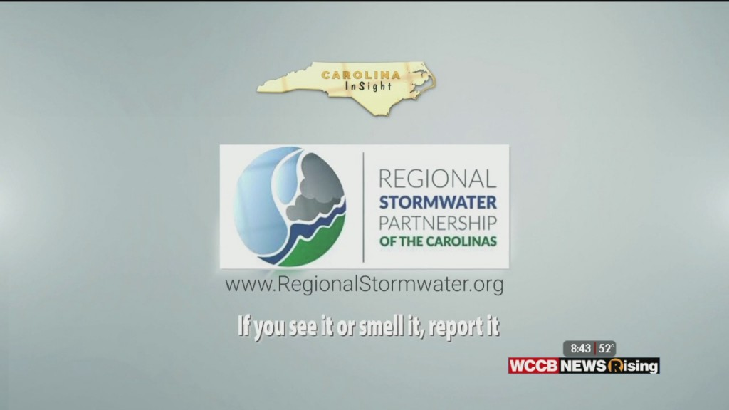 Carolina Insight: The Regional Stormwater Partnership Of The Carolinas Needs Your Help
