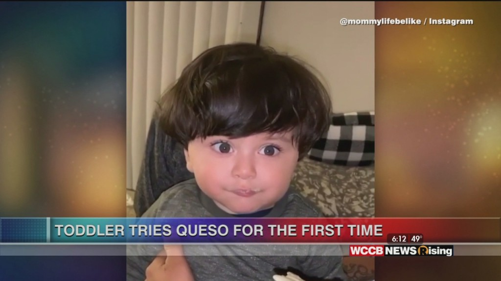 Viral Videos: Toddler Tries Queso For First Time And Uncle & Niece Sing Marvin Gaye
