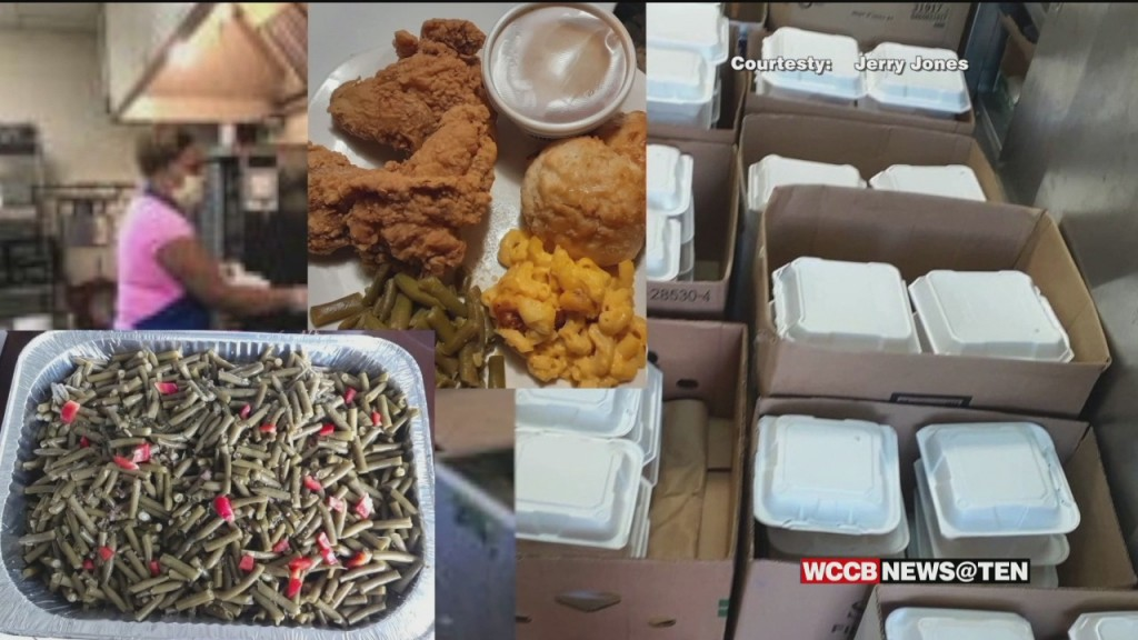 A Charlotte Mother Is Using Her Culinary Experience To Give Back After Losing Her Job