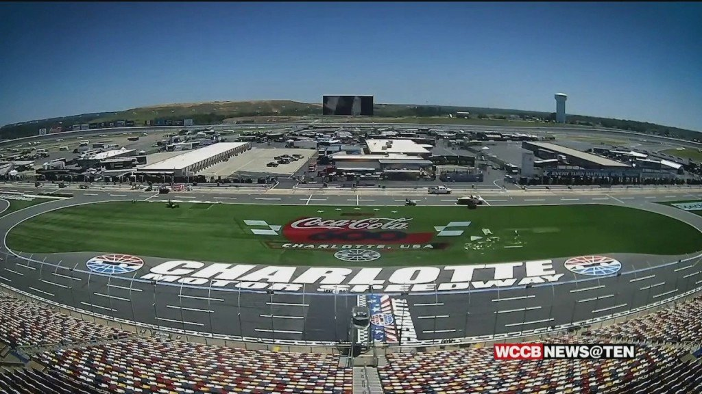 Coca Cola 600 Expected To Run Memorial Day Weekend With No Fans In Attendance