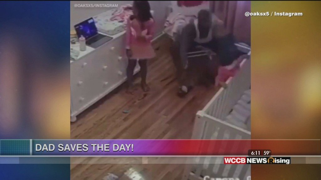 Viral Videos: Kid Sings Gospel Song And Dad Saves The Day