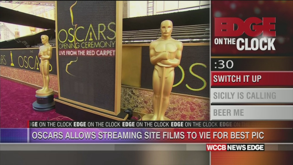 Oscars To Allow Films Initially Streamed To Win