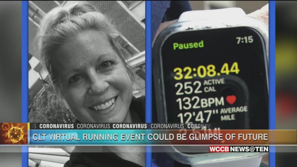 Virtual Running Event Raises Money For Ppe