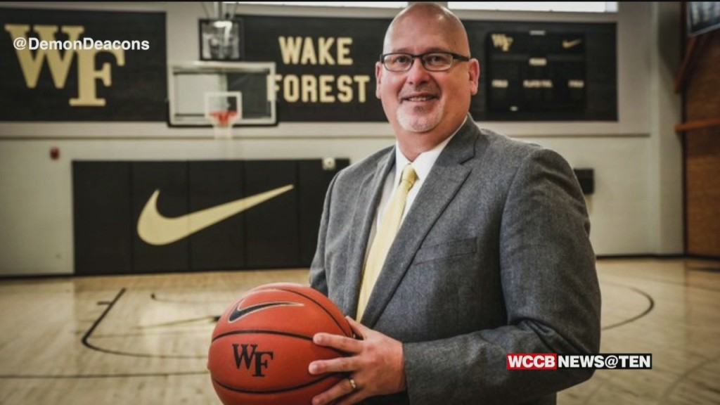 Wake Forest Hires Steve Forbes As New Head Basketball Coach