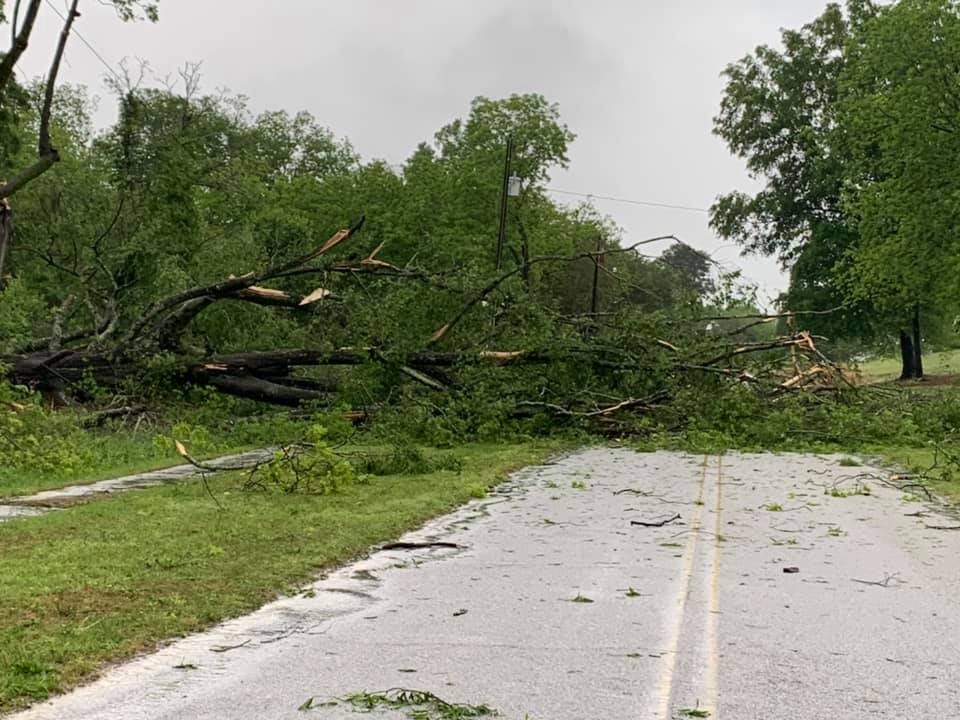 Chesterfield County Storm Damage Photo 4 Photo Credit Chesterfield County Emergency Management