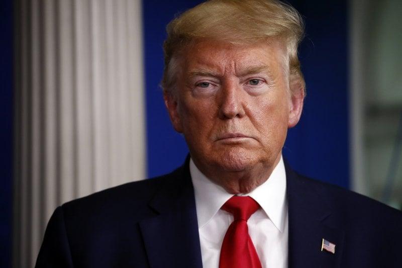 Donald Trump Ap 04 2020 01