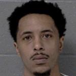 Eric Hill Assault By Strangualtion Felony Probation Violation