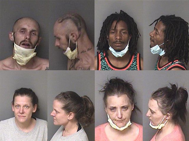 Gaston County Mugshots 4.21.20 Cover