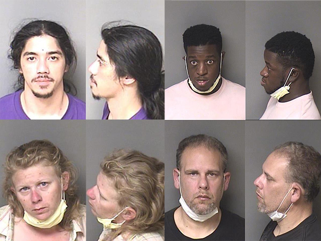 Gaston County Mugshots 4.8.20 Cover