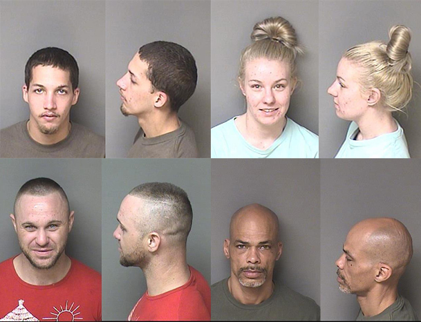 Gaston County Mugshots Cover Photo 4.7.20