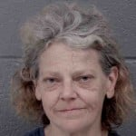 Mary Gibson Protective Order Violation Possession Of Meth