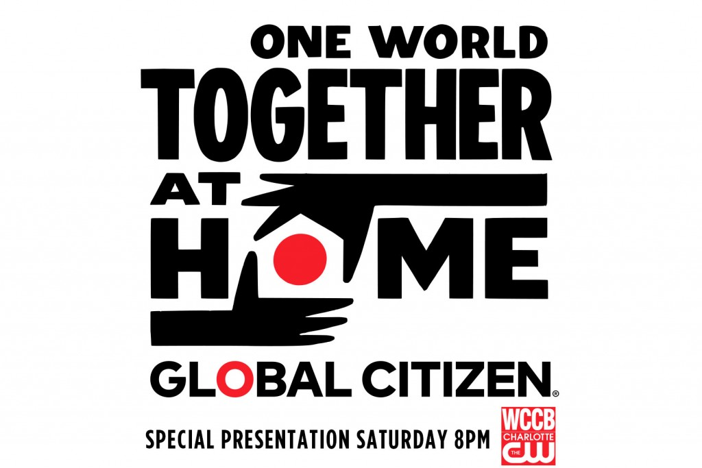 One World Together At Home Saturday Wccb Feature Image
