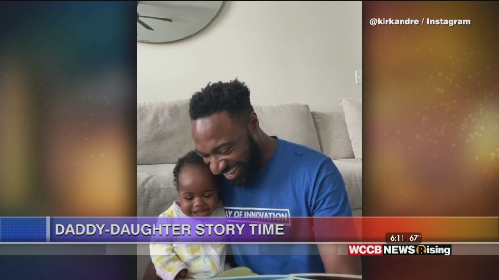 Viral Videos: Daddy Daughter Moments