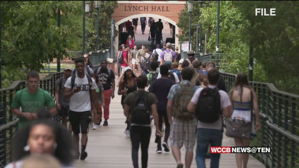 Unc Charlotte Pushes Fall Semester Start Date By Two Weeks