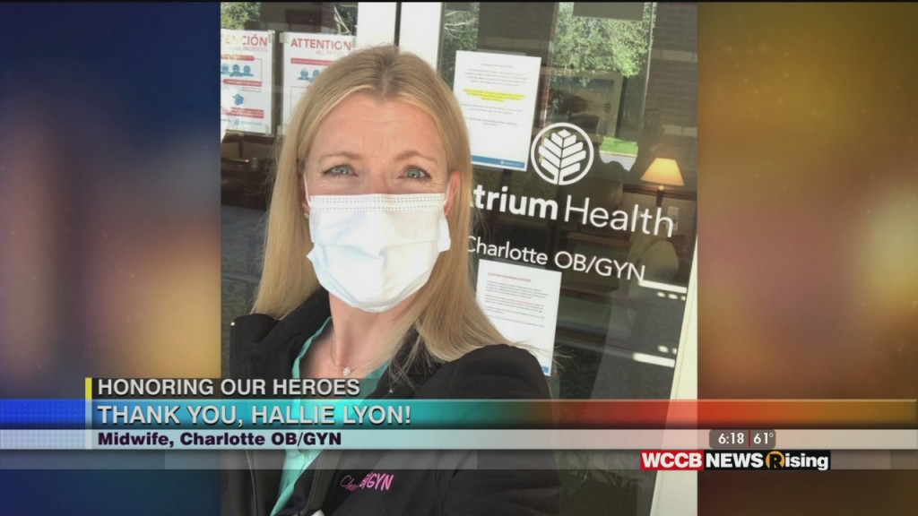Honoring Our Heroes: Hallie Lyon